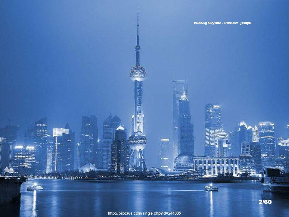 Bund - Picture: Anthony Hartman http://commons.wikimedia.org/wiki/File:Shanghai%27s_Bund_District.jpg 32/60