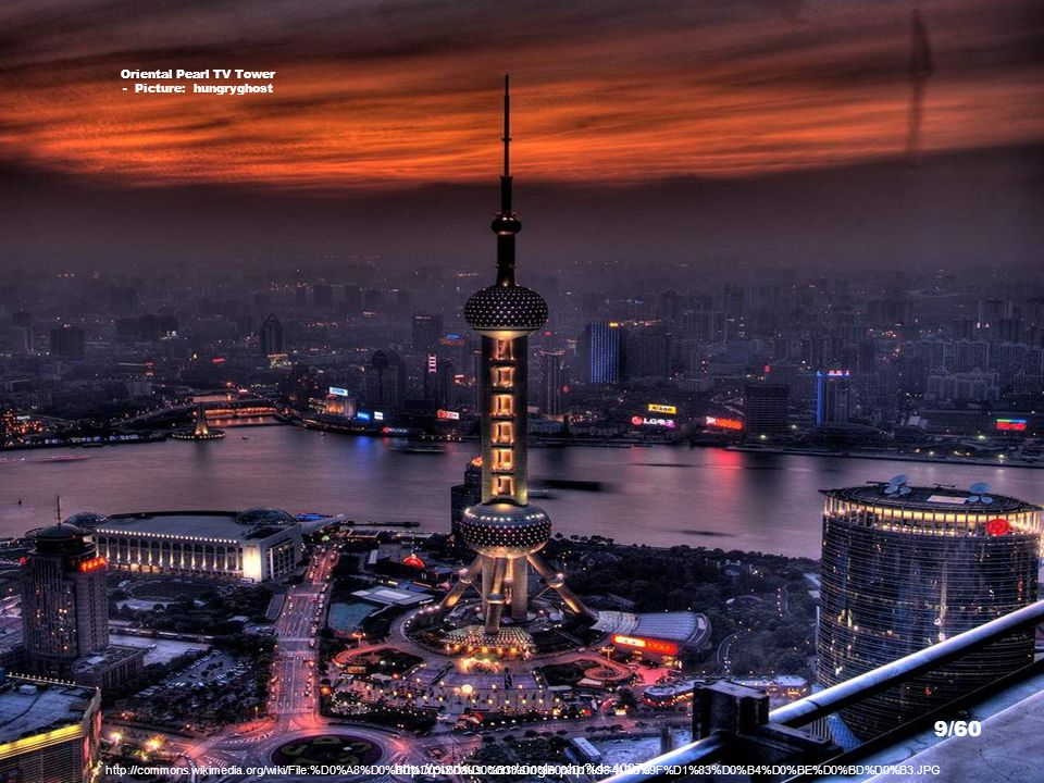 http://commons.wikimedia.org/wiki/File:Shanghai-pudong_night.jpg Pudong - Picture: Wechselberger 29/60