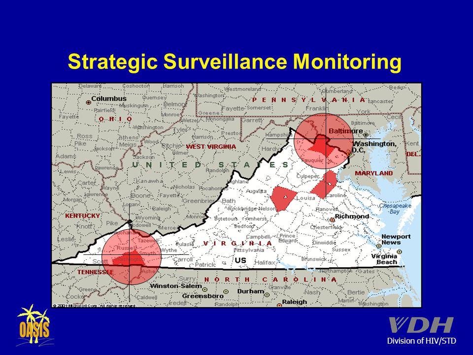 Strategic Surveillance Monitoring