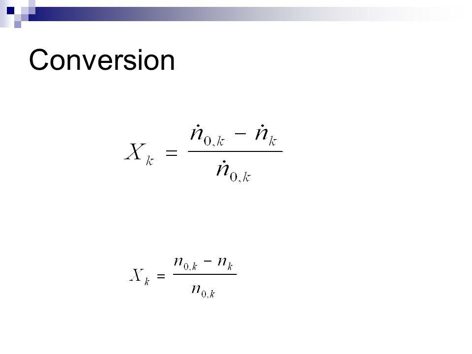 Definitions: volumetric flow rate, mass flow, density Volumetric flow rate Mass flow Combination gives