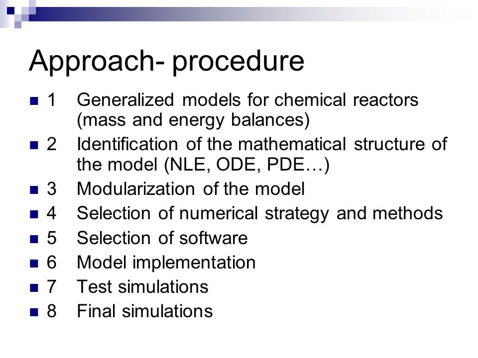 Contents 1Introduction 2Stoichiometry and kinetics 3Homogeneous reactors 4Catalytic two-phase reactors 5Catalytic three-phase reactors 6Fluid-fluid re