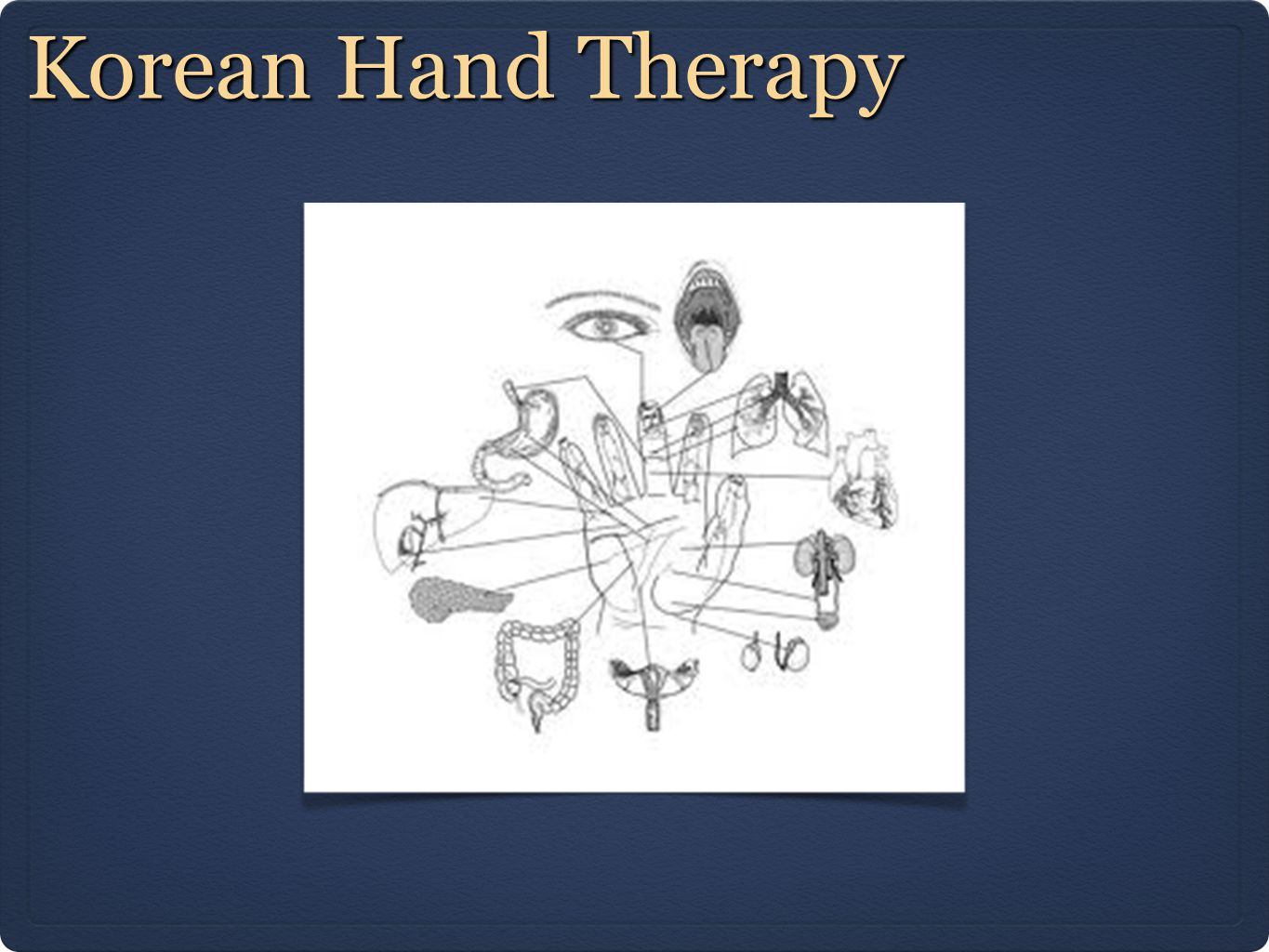 Korean Hand Therapy