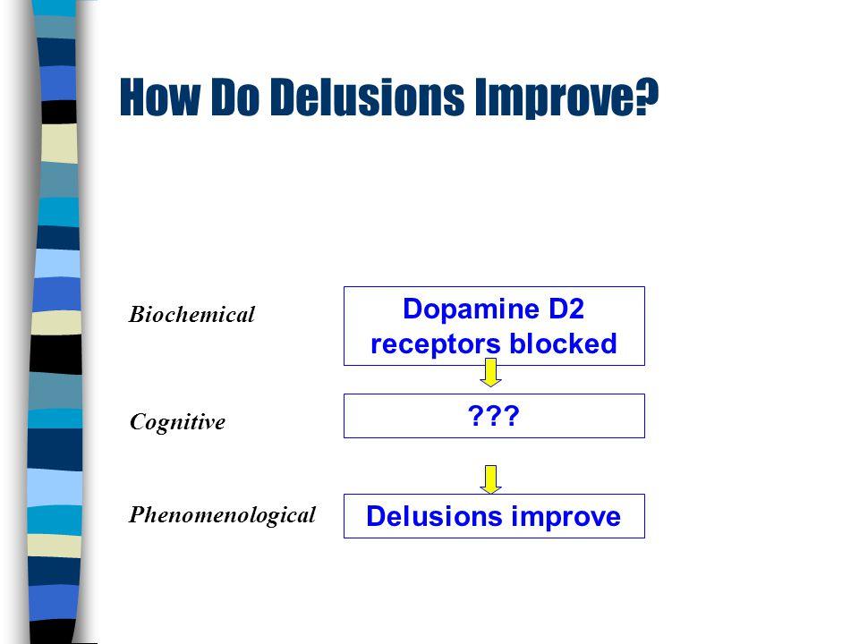 Dopaminergic overactivity .