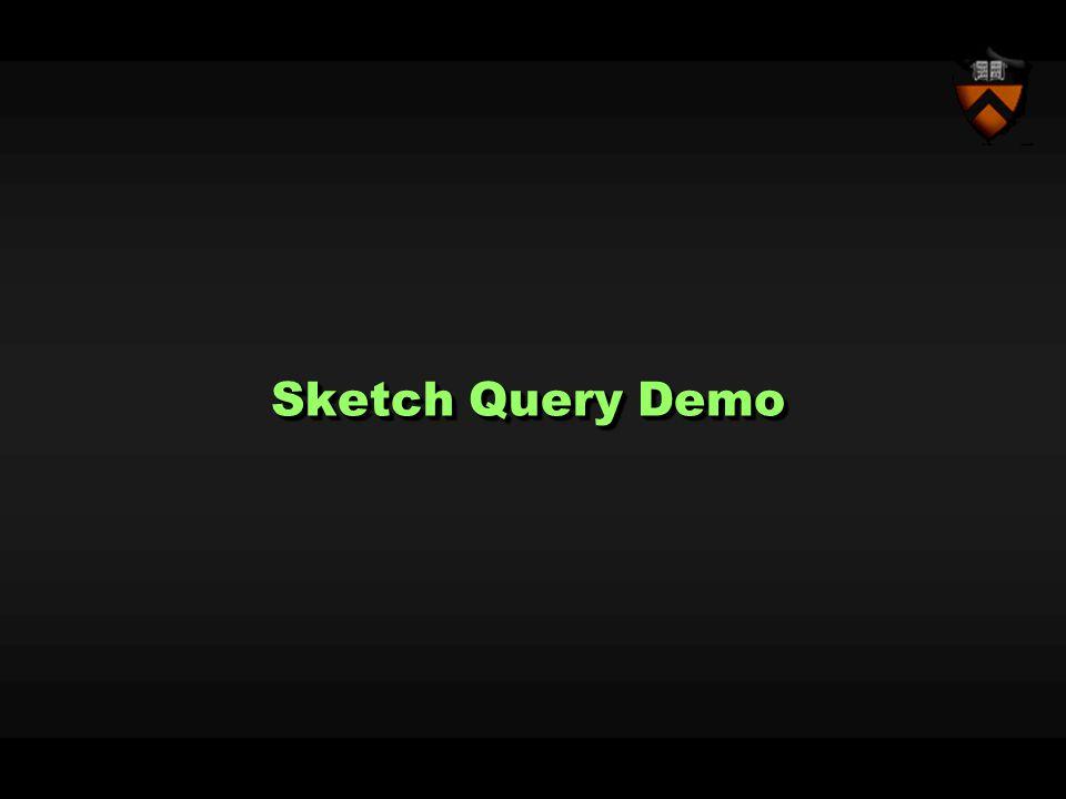 Sketch Query Demo