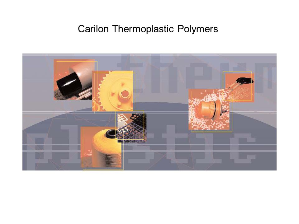 Carilon Thermoplastic Polymers