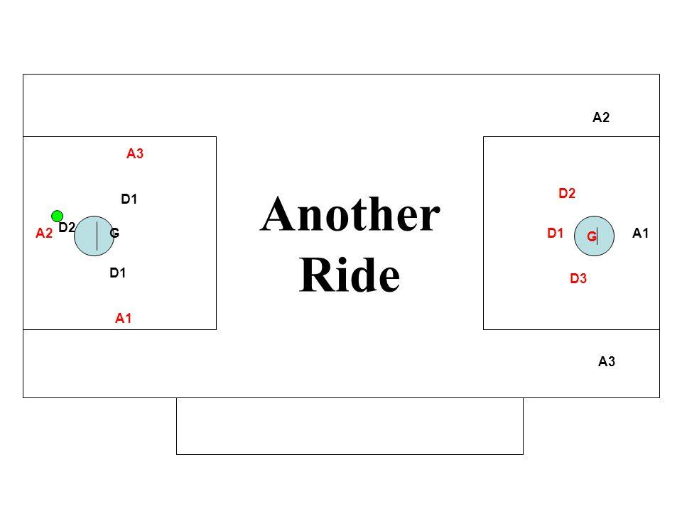 A1 A2 A3 D1 GA2 A3 D1 D2 D3 G Another Ride A1 D2