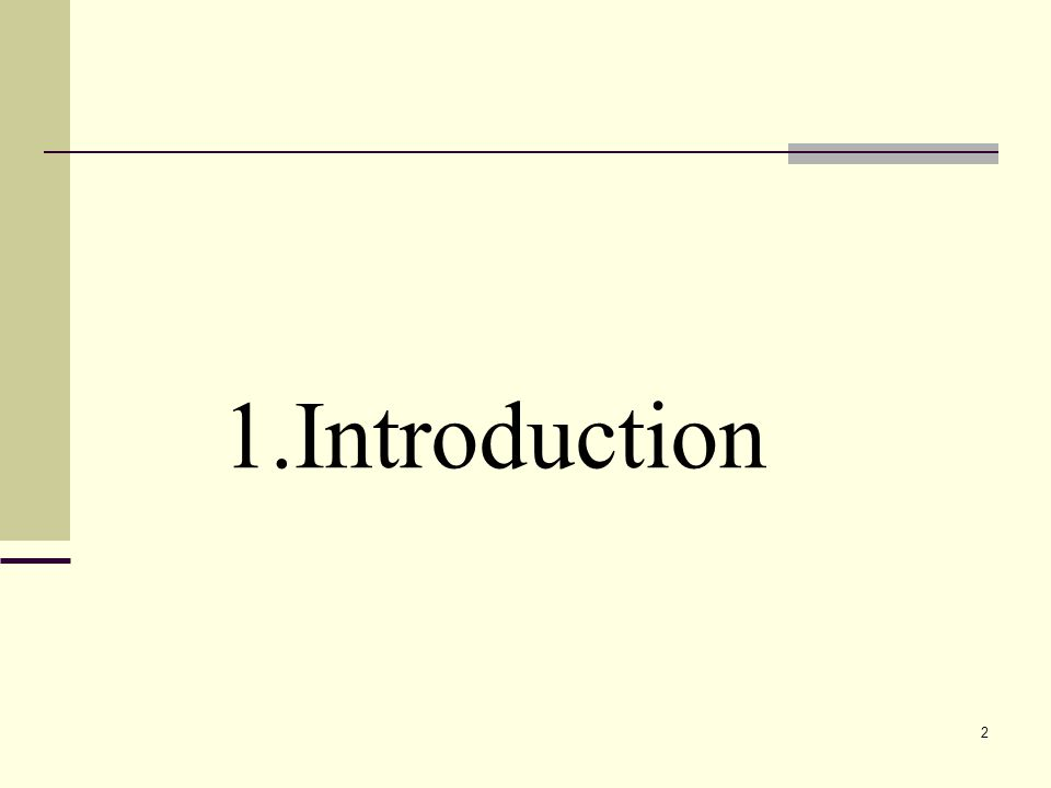 2 1.Introduction