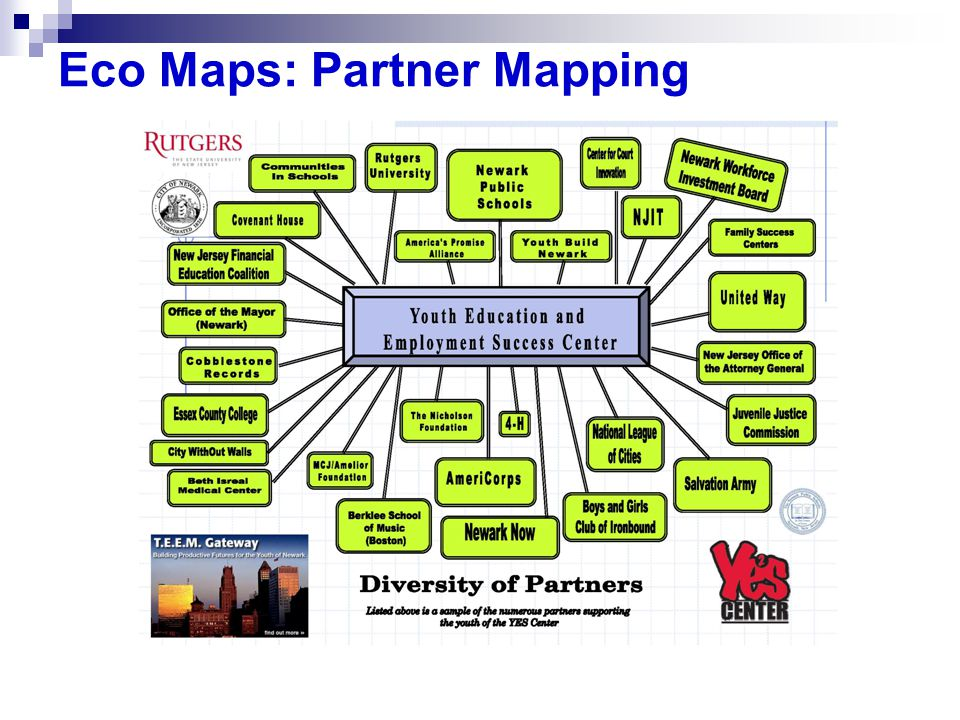 Eco Maps: Partner Mapping