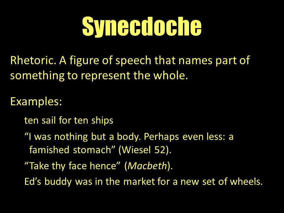 rhetorical devices figures of speech A rhetorical device is a use of and even rhetorical questions are all examples of rhetorical devices a figure of speech in which an expression is.
