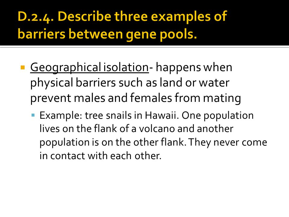  Balanced polymorphism – when two or more alleles within a population are not transient and changing but are stabilized by natural selection.