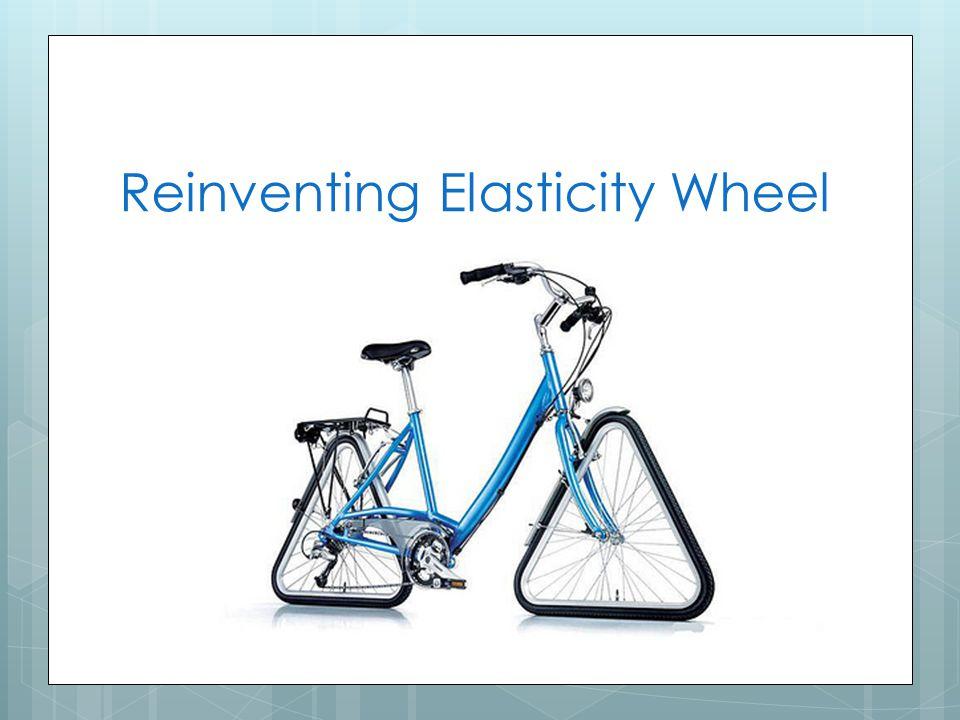 Reinventing Elasticity Wheel 48