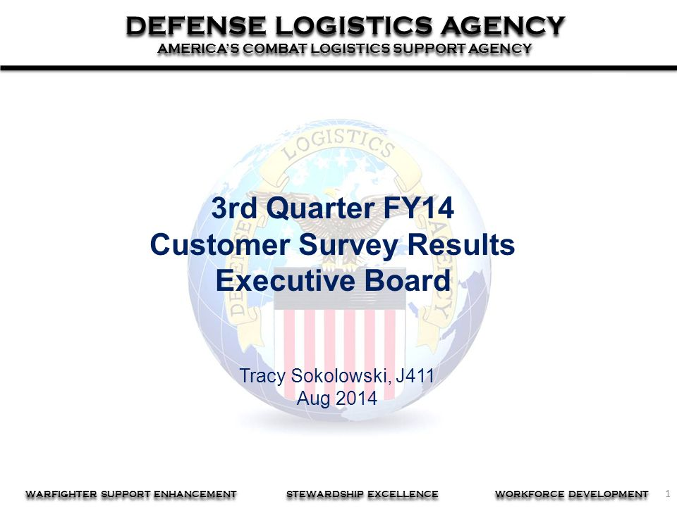 2 3 rd Quarter ICE Survey High Level Summary Business AreaAPRMAYJUN3rd QtrR/Y/G RTD / LESO93% 97%94% Transportation / Turn-in94%88%93%92% Hazardous Waste (HW)88%93%88%90% RESPONSE RATES APRMAYJUN3rd Qtr TOTALS Business AreaSentRespSentRespSentRespSentResp RTD/LESO 859224 30583 343821,507389 Transportation / Turn-in 1,043107 776111 9632102,782428 Hazardous Waste (HW) 6817 16332 1231835467 General Comment Cards91712038 TOTALS: 1,970357 1,244 243 1,429 3224,643922 Overall Resp Rate18%20%23% 100%-90% 89%-70% 69%-0% Q3 92% 20% SATISFACTION