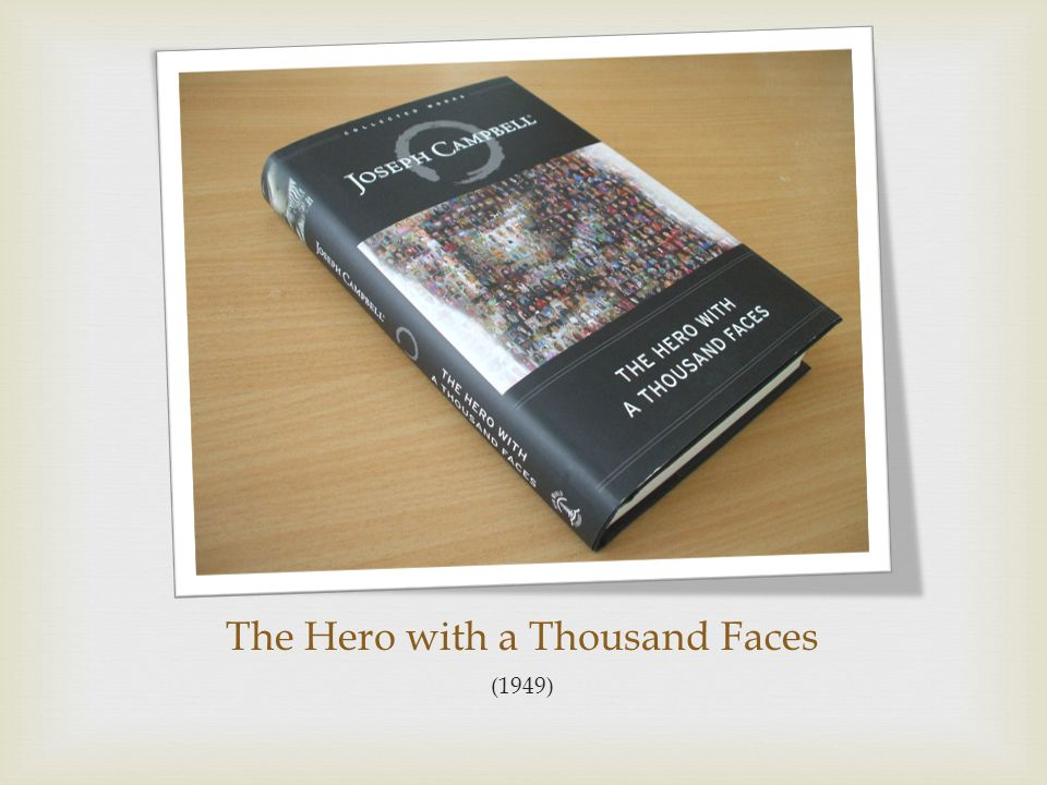 The Hero with a Thousand Faces (1949)