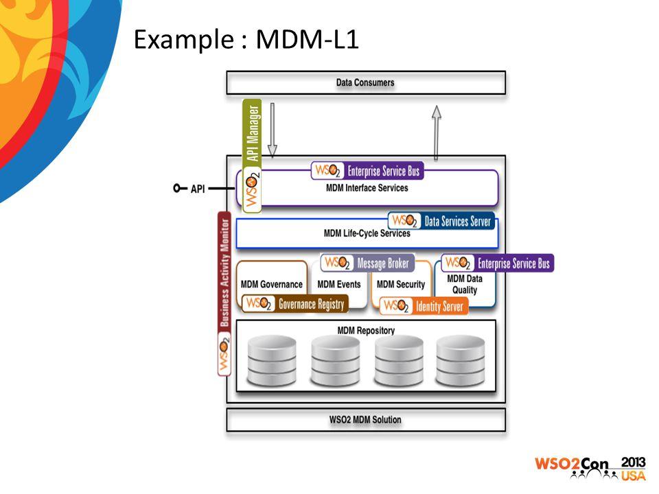 Example : MDM-L1