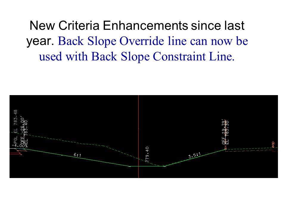 Live Demo T:\de-proj\D\Typicals6\data\Pattern_Shape8.dgn New Criteria Enhancements Cross Over Designator Line.