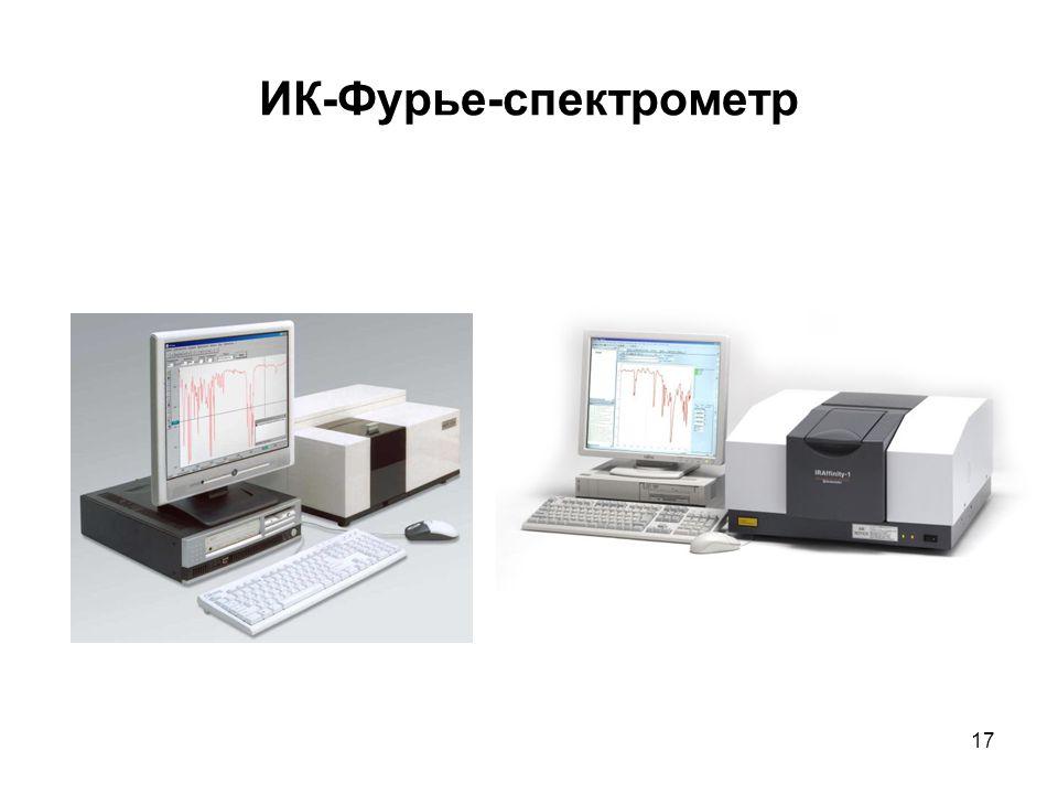 17 ИК-Фурье-спектрометр