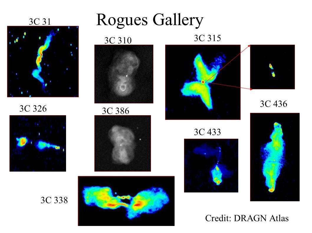 Rogues Gallery 3C 31 3C 338 3C 315 3C 3C 433 3C 436 3C 326 3C 310 3C 386 Credit: DRAGN Atlas