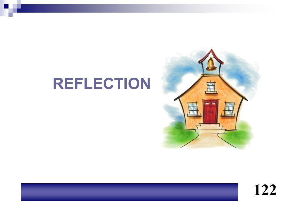 REFLECTION 122