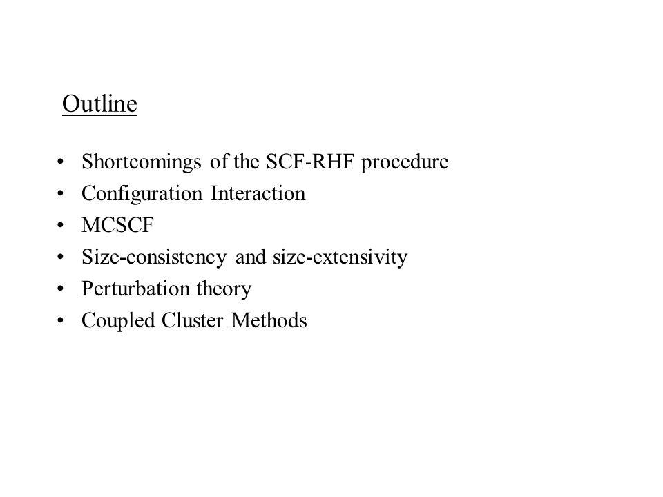 The various coefficients,, may be obtained in a variety of ways.