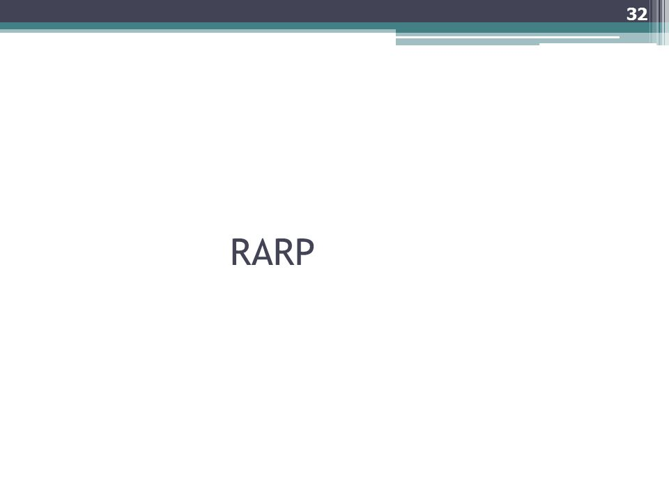 RARP 32