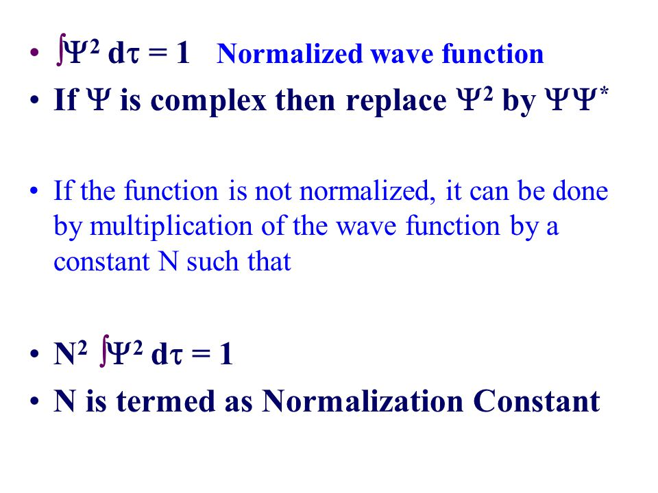 Let  (x, y, z) be the probability function,  d  = 1 Let  (x, y, z) be the solution of the wave equation for the wave function of an electron.