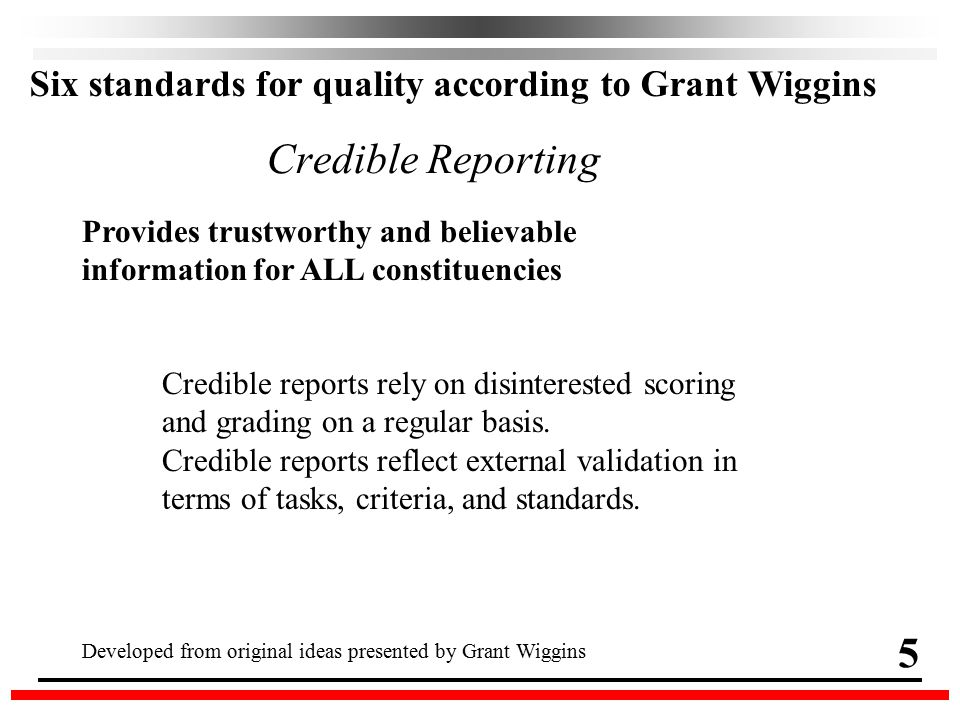 Feasible Reporting Provides a manageable system for teachers Feasible reports are Do-Able.