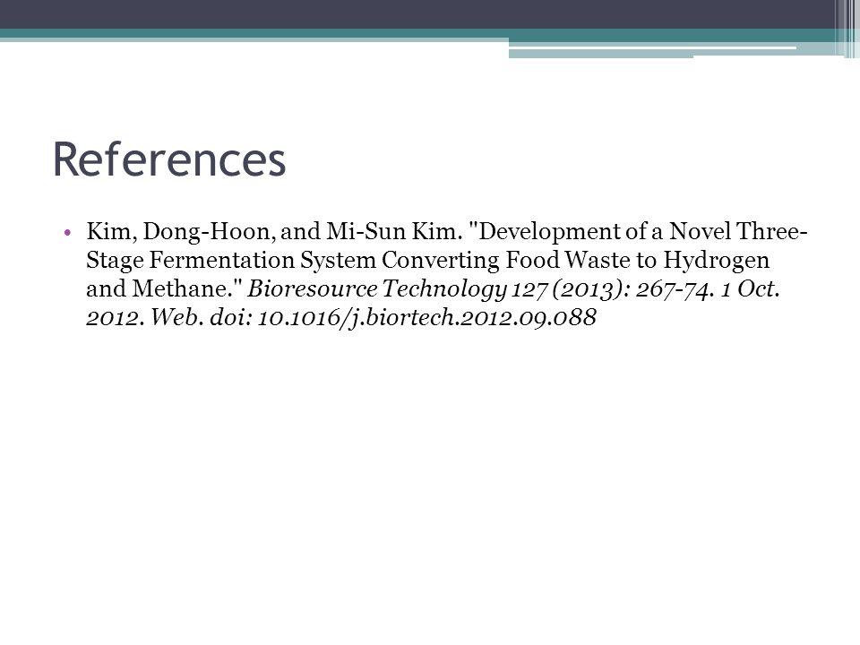 References Kim, Dong-Hoon, and Mi-Sun Kim.