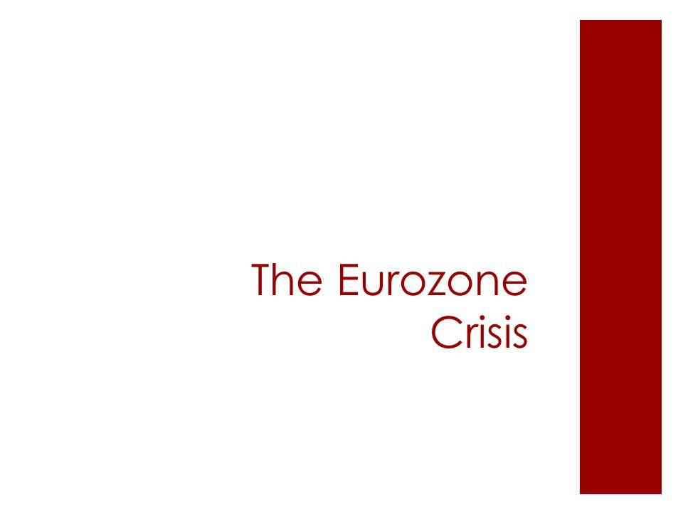 the crisis of eurozone essay