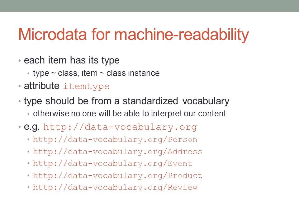 Microdata for machine-readability Hi, I'm Martin Nečaský and I work at Charles University in Prague.