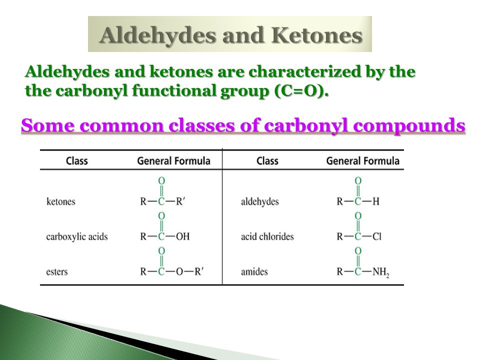 Physical properties: 1] They form hydrogen 2] comp.