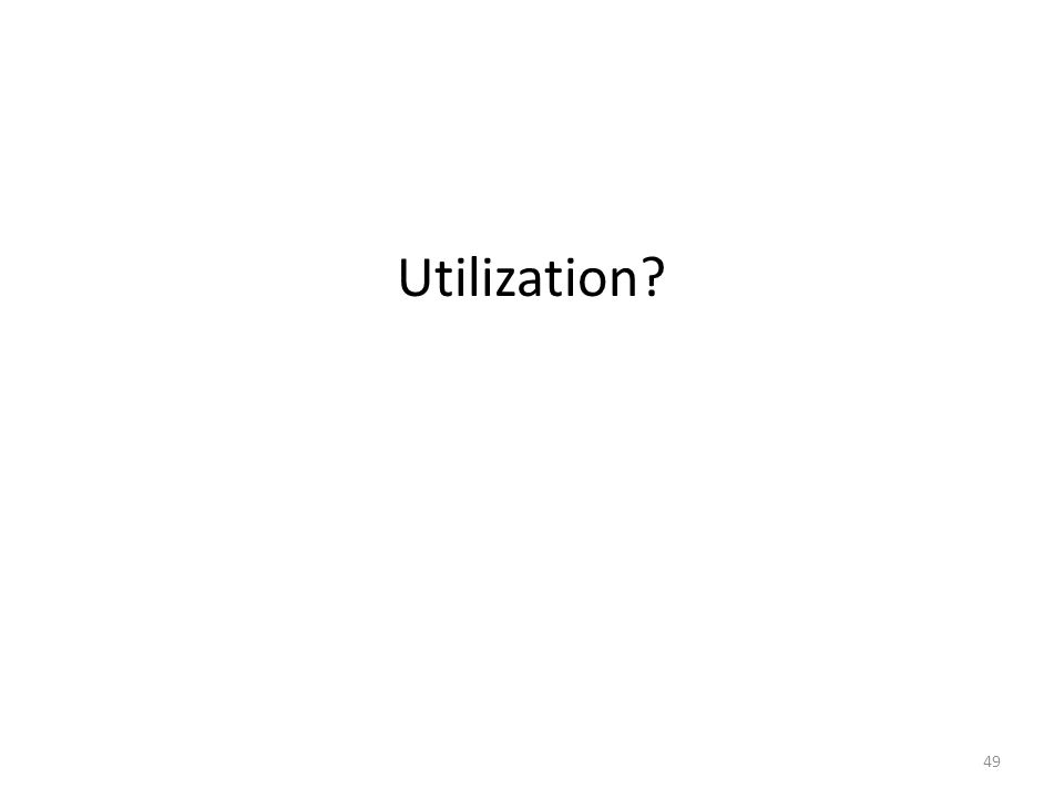 Utilization? 49