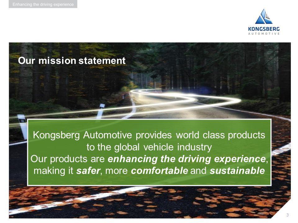 4 Continuous improvement Global reach Strategic suppliers Offer end user value Drive innovations Competence partner STAKEHOLDER VALUE Our Business Concept 4 Three levers to create stakeholder value MARKET POSITION INTERNAL EFFICIENCY UNIQUE SOLUTIONS Hold a leading position in our segments Work with the most demanding global customers