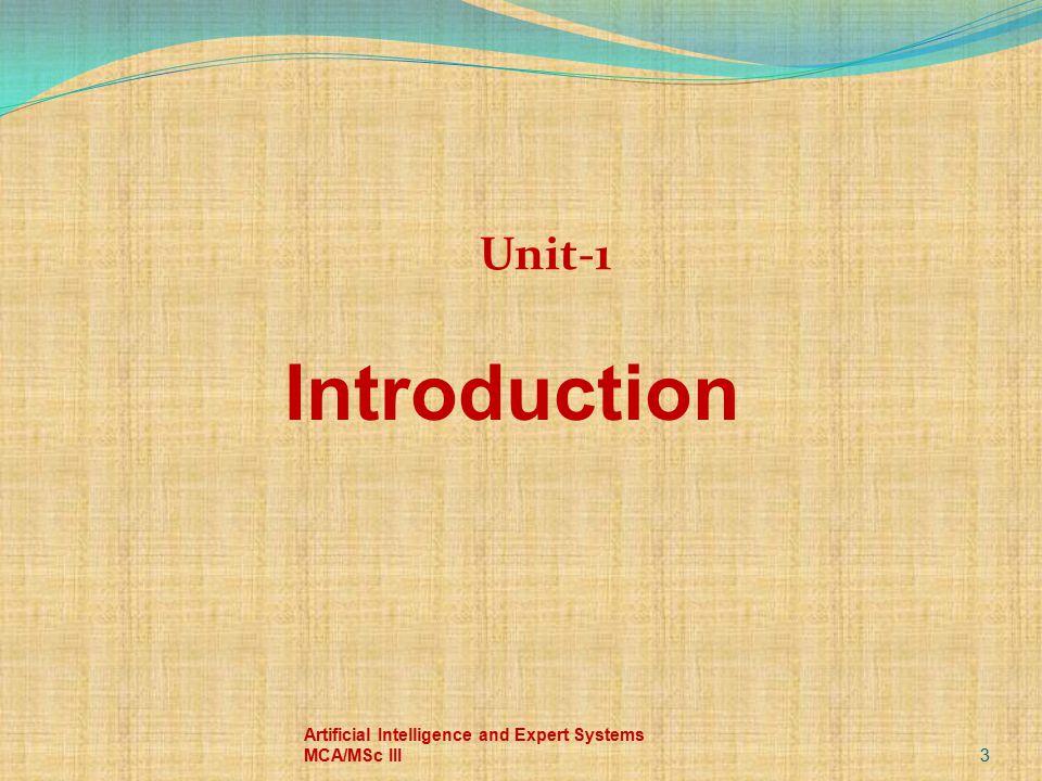 3 Unit-1 Introduction