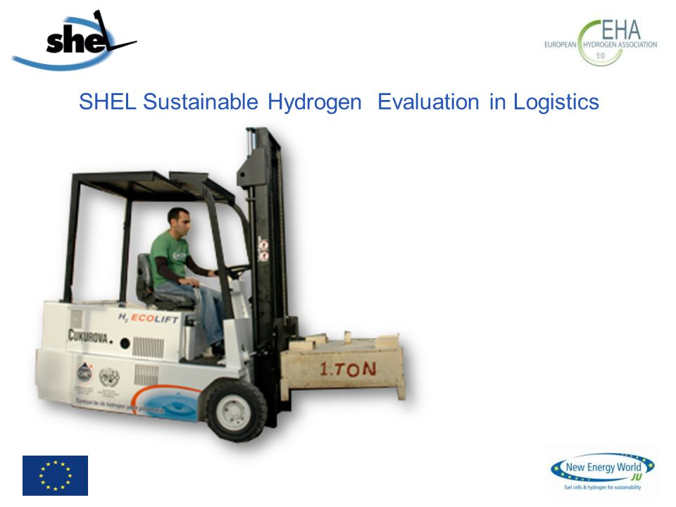 SHEL Sustainable Hydrogen Evaluation in Logistics