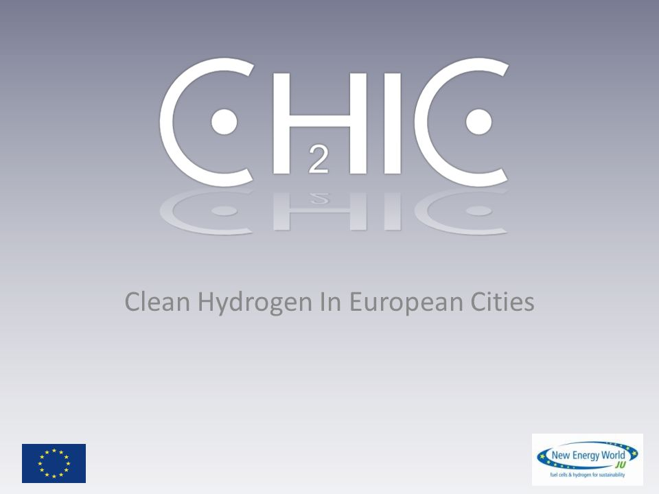 Clean Hydrogen In European Cities