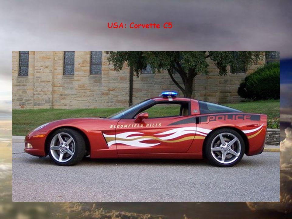 USA: Corvette C5