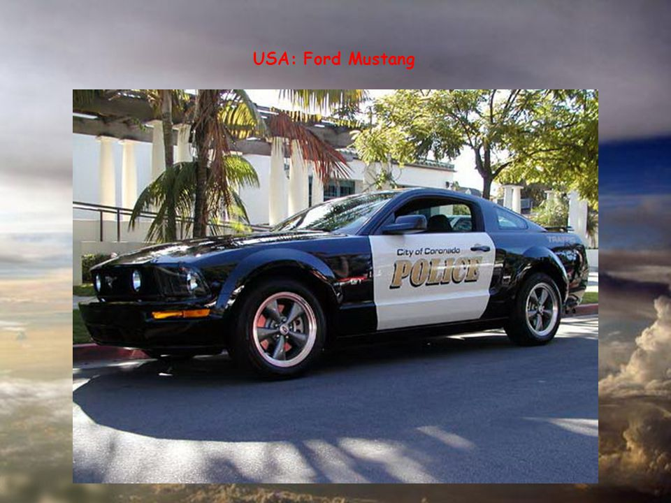 USA: Ford Mustang