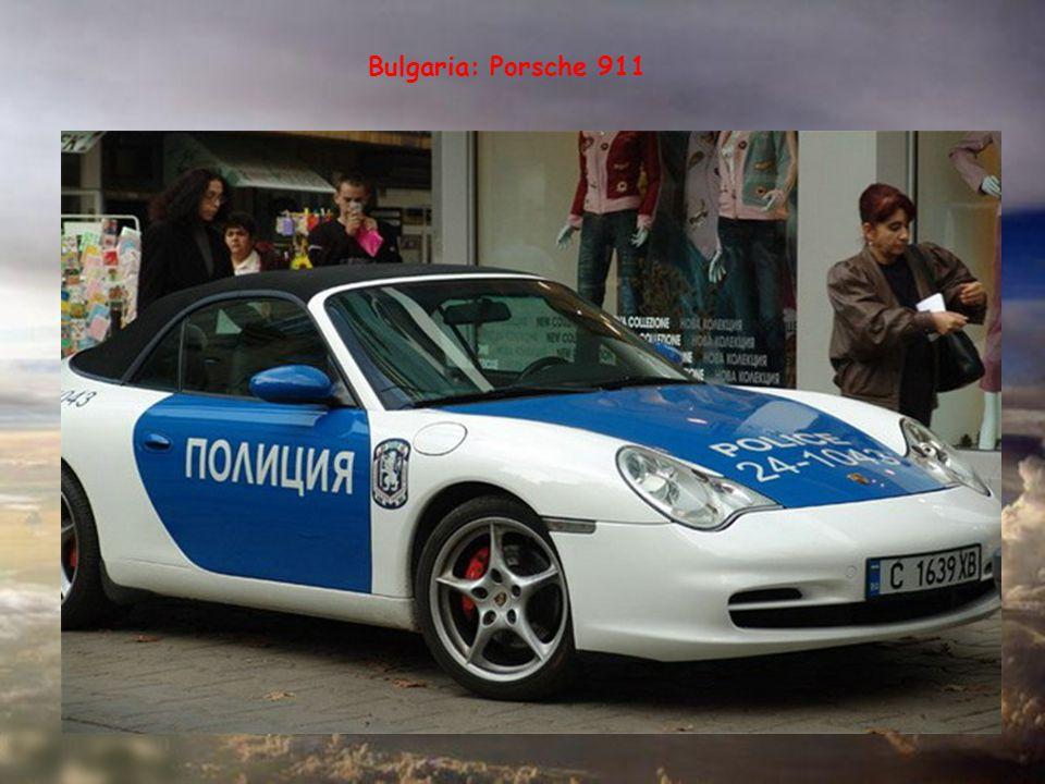 Bulgaria: Porsche 911