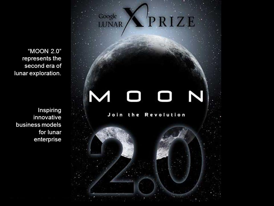 MOON 2.0 represents the second era of lunar exploration.