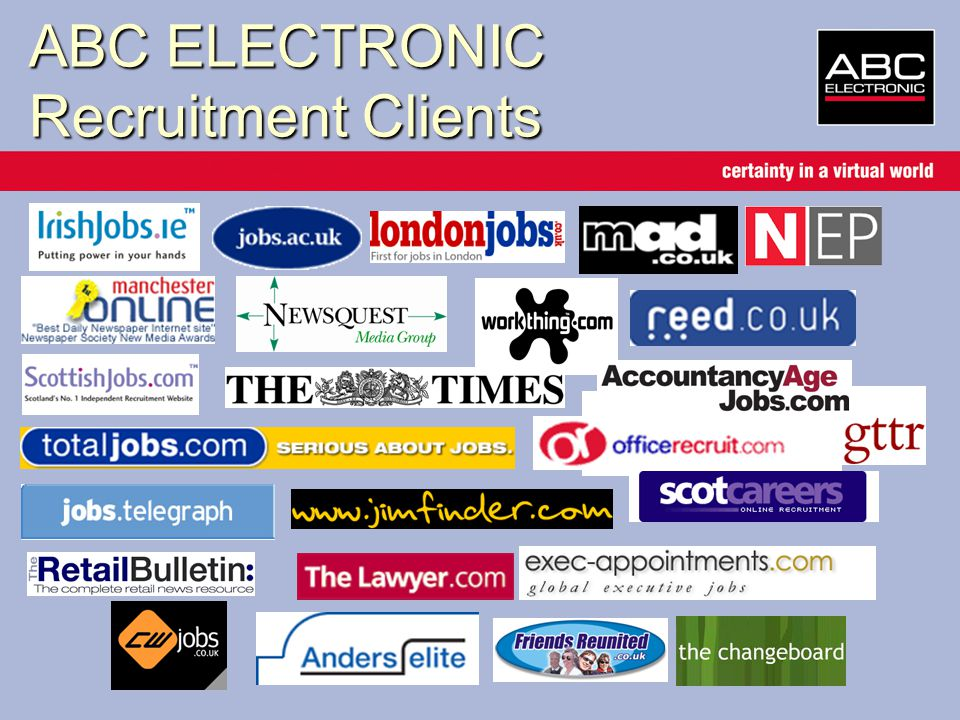 NORAS - 27 job boards AccountancyAgeJobsBrand Republic JobsBlue Line Careers changeboardeFinancialCareers.comEteach.com exec-appointments.comfish4jobsGAAPweb GrocerjobsGuardian JobsInPharm Jobs jobs.ac.ukJobServeJobsWales LondonCareers.netmad.co.ukManchesterOnline Monster.co.ukProspects.ac.uks1jobs ScotcareersSecsinthecity.comthecareerengineer.com The LawyerTimes Online – JobsTipTopJob