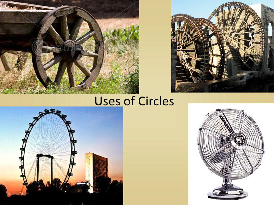 Uses of Circles