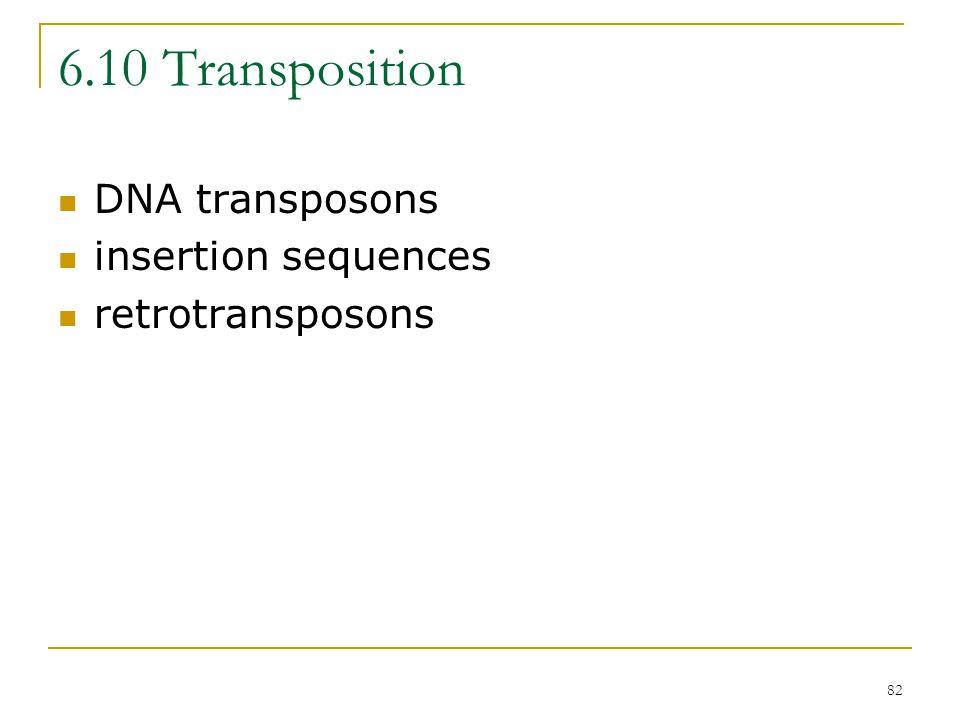 81 6.9.3 Microarrays high-density oligonucleotide arrays (HDAs)