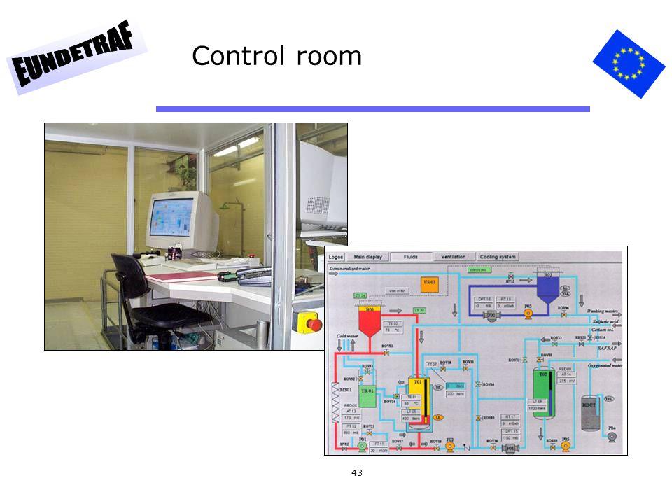 43 Control room