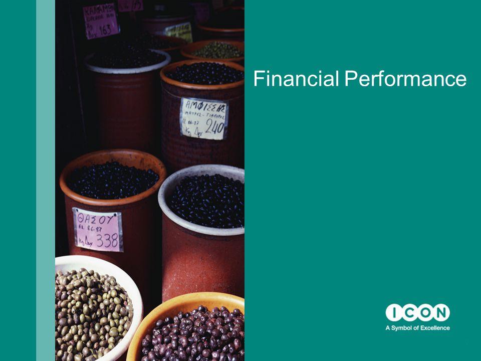 32 Financial Performance