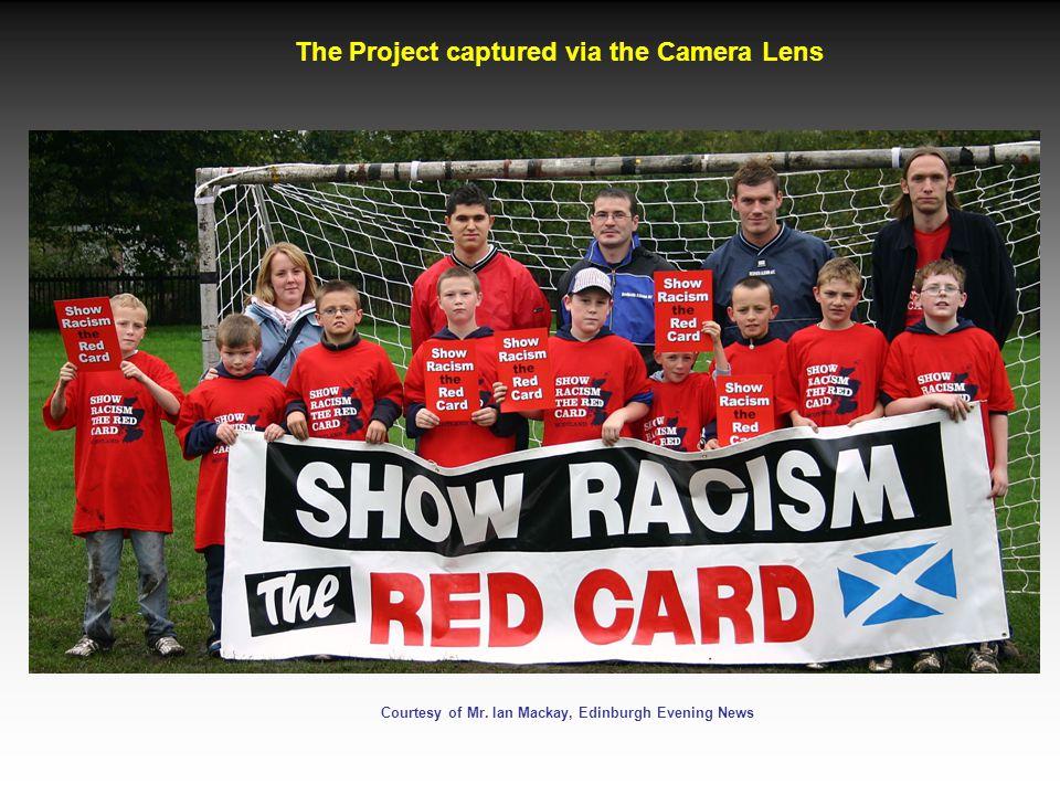 Courtesy of Mr. Ian Mackay, Edinburgh Evening News