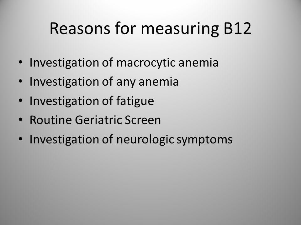 Megaloblastic Anemias Vitamin B12 Folic Acid