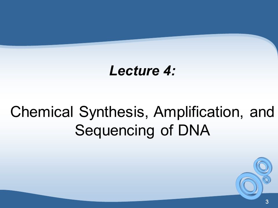 44 Chemical Synthesis of DNA