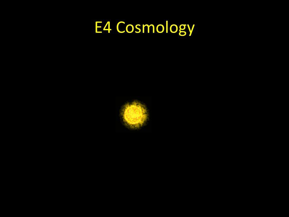 E4 Cosmology