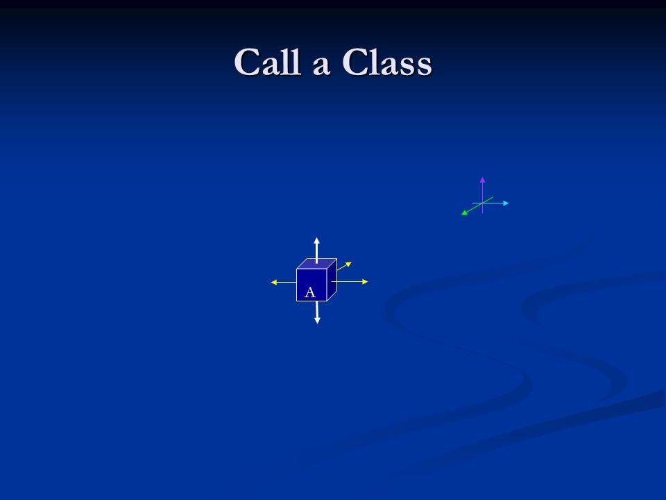 Call a Class A