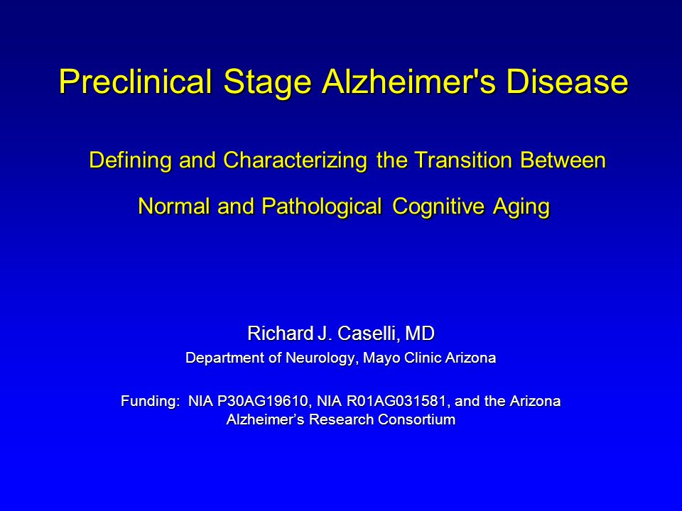 Definitions 1.Dementia is the disabling impairment of multiple cognitive functions.